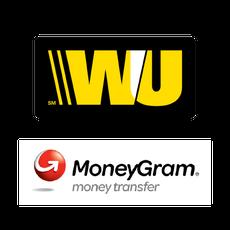Western Union, Money Gram o similar