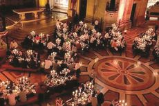 Jantar no Panteão