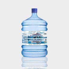 Питьевая артезианская вода 1 категории качества «Аквамарин» (ООО «Аквамарин», г. Югорск)