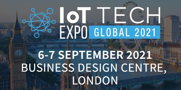 IoT TECH EXPO - Global 2021