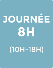 JOURNÉE 8H