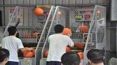 投籃機趣味活動