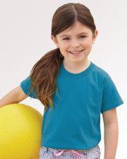 100% Cotton Youth Shirt Play Logo