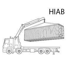 Self Unloading - Hiab
