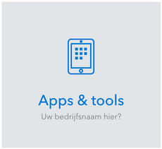 Apps & tools