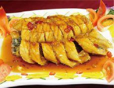 菓園餐廳─糖醋魚