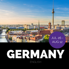 Berlin (Jul 26 - Aug 12)