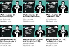 #AaltonenVastaa-videosarja