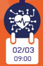 Eletrónica médica & ERASMUS (6€ | 9€)