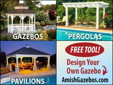Amish Country Gazebos