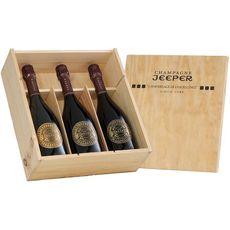 150€ - Coffret champagnes JEEPER