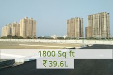 1800 sq.ft Rs.39.6L