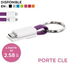 CABLE PORTCLE