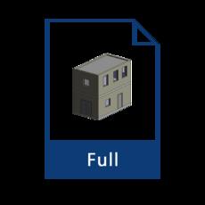 L'ensemble de la maquette (un même fichier)