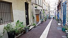 Quartier intra-muros
