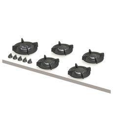 Enep XL | 2x klein, 2x middel, 1x wok-/sudder