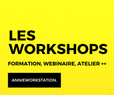 FORMATION, WEBINAIRE, ATELIER, CONFÉRENCE ++