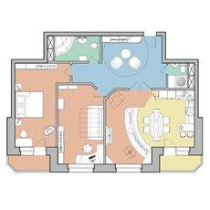 Планировка помещения