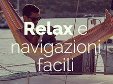 Relax e poca navigazione