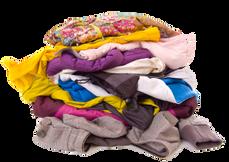 Trasiga kläder