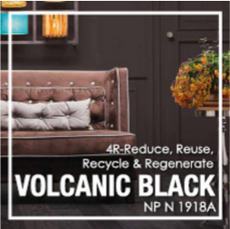 Volcanic Black