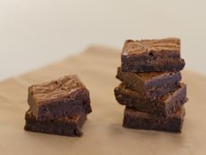 Salted Brownies (EUR 1.50)