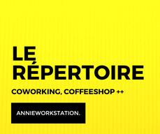 TESTEUSE D'ESPACE DE COWORKING ET COFFEESHOP