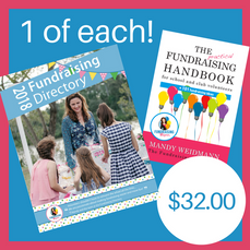 1 Copy of the 2018 Fundraising Directory PLUS The Practical Fundraising Handbook ($32.00 inc postage)
