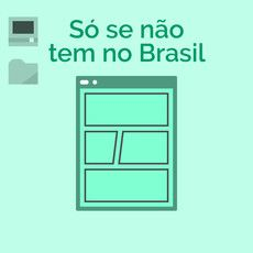 Só se não foi publicado no Brasil