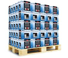 Pallet 105 boxes(delivery ONLY)($750)