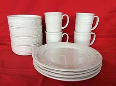 Dishes and cups