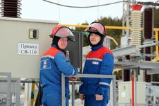 Передача электроэнергии и техприсоединение к электросетям ( АО «ЮРЭСК», Ханты-Мансийск)