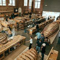 School of Boatbuilding & Restoration
