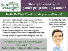 Youth Development Consulting