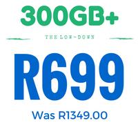 Premium Business Capped 300GB (CWPBC300)