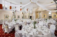 Up to 180 wedding breakfast / 250 reception