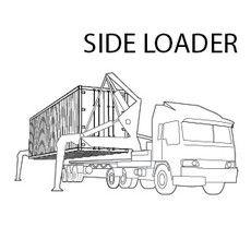 Self Unloading - Side Loader
