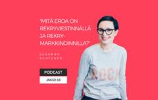Vaikuttava Työnantajabrändi podcast-sarja, Susanna Rantanen