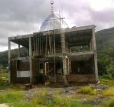 Bangun Masjid