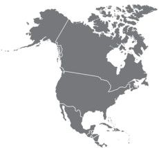 Within the continent