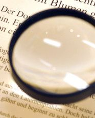 Low Vision und Sehbehinderung