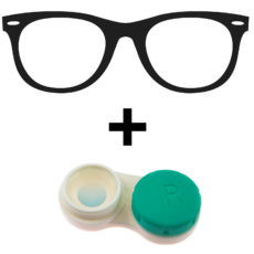 Glasses and Contact Lenses