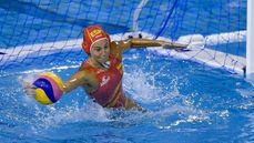 Laura Ester. Waterpolo