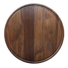 "13.5"" Round Board (Walnut)"