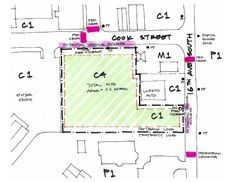 Site 2 - Cook Street (Near Extra Foods)