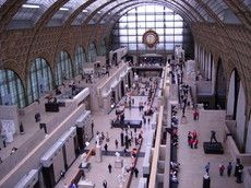 The musee d'Orsay