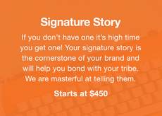 Your Signature Story