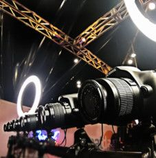 Bullet Time (Multi Camera Array)