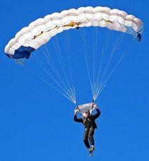 Fallskärms-hoppare