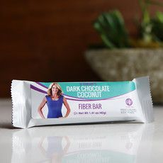 Dark Chocolate Coconut Fiber